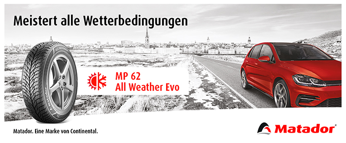 Matador MP62 All Weather Evo